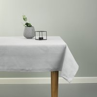 Tablecloth HARSYRA 140x240 light grey