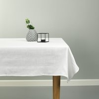 Tablecloth HARSYRA 140x240 white