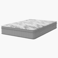 Mattress 140x200 GOLD S30 DREAMZONE EURO