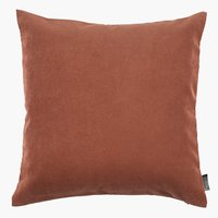 Cushion cover DUSKULL 50x50 terracotta