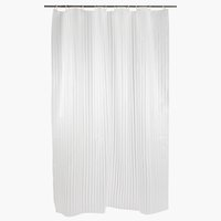 Shower curtain GUSUM 150x200 white