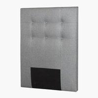 Sengegavl H70 BUTTONS 90x122 grå-23