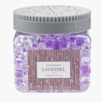 Duftperlen CARL violett im Glas m/Deckel
