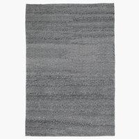 Teppich RABBESIV 160x230 grau