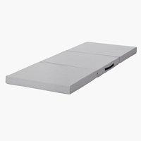 Összehajtható matrac 65x185 BASIC F15