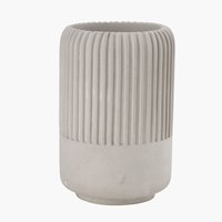 Toothbrush holder FLODA grey