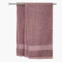 Guest towel KARLSTAD 40x60 taupe