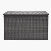 Auflagenbox TAMBOHUSE 150x91x77 grau