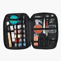 Sewing case FOGN with accessories