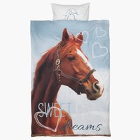 Pościel HORSE 140x200 KRONBORG