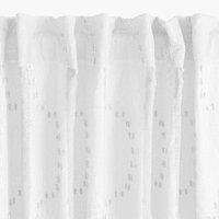 Záclona GOSSA 1x140x300 biela