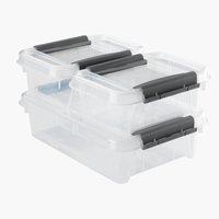 Úložný box PROBOX s vekom 3 ks/bal.