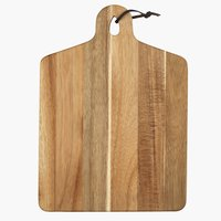 Cutting board KJELL W26xL36cm wood