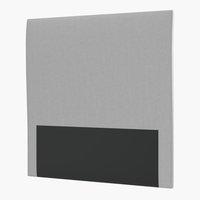 Pääty 120x115 H10 PLAIN harmaa-27