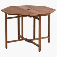 Table BEVTOFT D108 hardwood