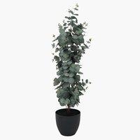 Plante artif. RIPA H90cm eucalyptus