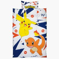 Duvet cover POKEMON 2021 SGL