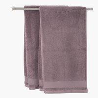 Kylpypyyhe NORA 70x140 violetti