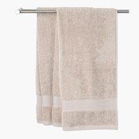 Μεγ.πετσέτα μπάνιου KARLSTAD άμμου