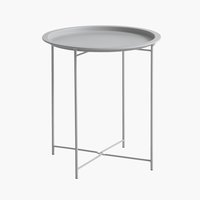 Table gigogne RANDERUP Ø47 sable cl