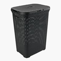 Laundry basket RONALD W34xL45xH62cm