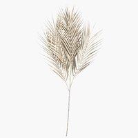 Zweige SAFRAN H70cm gold