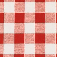Vinyl tablecloth TORVULL 140 red