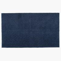 Tapete banho KARLSTAD 50x80cm azul