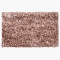 Kupaonski tepih BERGBY 50x80 ružičasta