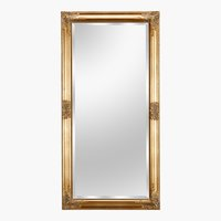 Espejo KOPENHAGEN 60x120 dorado