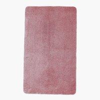 Tapete banho UNI DE LUXE 65x110 rosa