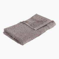 Toalla lavabo ELEGANCE gris