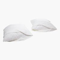 Protège-oreiller Molle. 60x63/70cm 2pcs