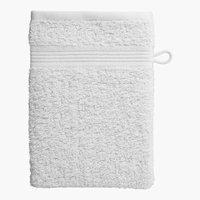 Manopla baño CLASSIC LINE blanco