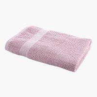 Toalla de ducha CLASSIC LINE rosa empol