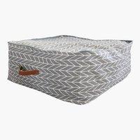 Bolsa JONATHAN 47x57x26cm gris
