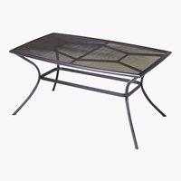 Tisch VEGA 90x150 grau