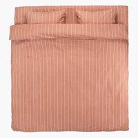 Спално бельо с чаршаф SARA 200x220