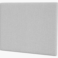 Sänggavel 140x115 H10 PLAIN grå-22