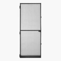Moustiquaire NYORD 100x210cm gris