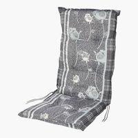 Cojín silla reclinable SIENA gris