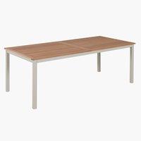Mesa SACRAMENTO A99xL214/297 madera
