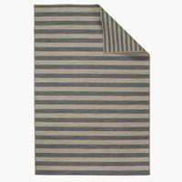 Tappeto STRANDTORN 133x195 blu/beige