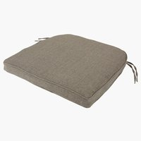 Cushion chair seat UDSIGTEN sand