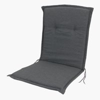 Coussin chaise dossier h. GUDHJEM gris