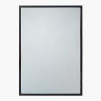 Miroir SOMMERSTED 50x70 noir