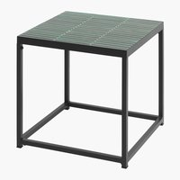 Side table UDSTRUP W45xL45xH45 green
