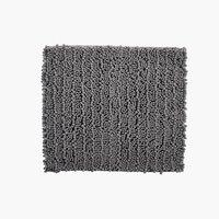 Tappetino MICRO CHENILLE 45x50 grigio c.