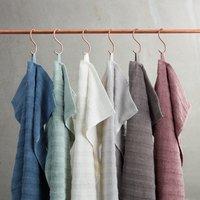 Кърпа TORSBY 50x90 см лилава