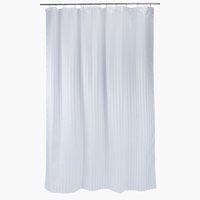Shower curtain ANEBY 180x230 white